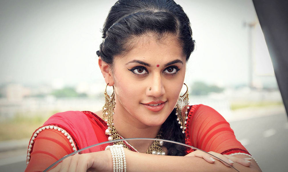 Vacation Pics Of Taapsee Pannu