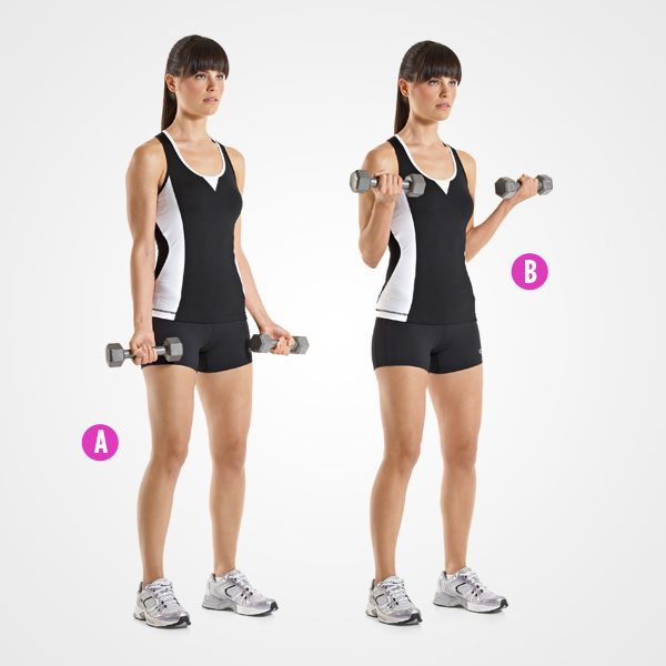 Arm Exercises To Get Toned Arms