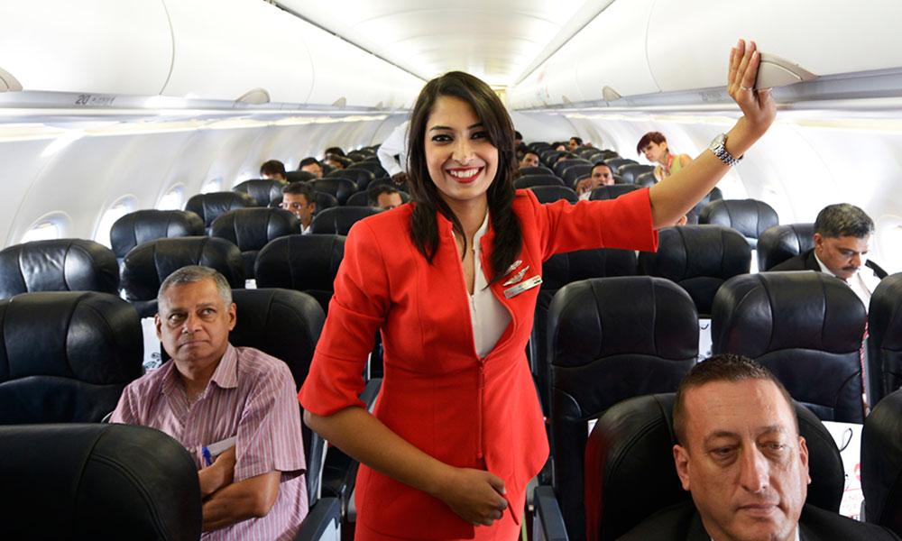 Honest Air Hostesses Confessions