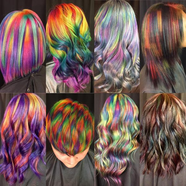 Hair Colour Trends