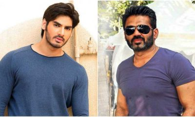 Debut Film Of Ahan Shetty