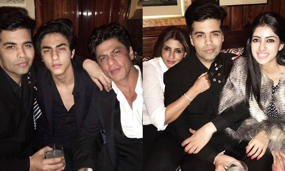 Karan Johar birthday