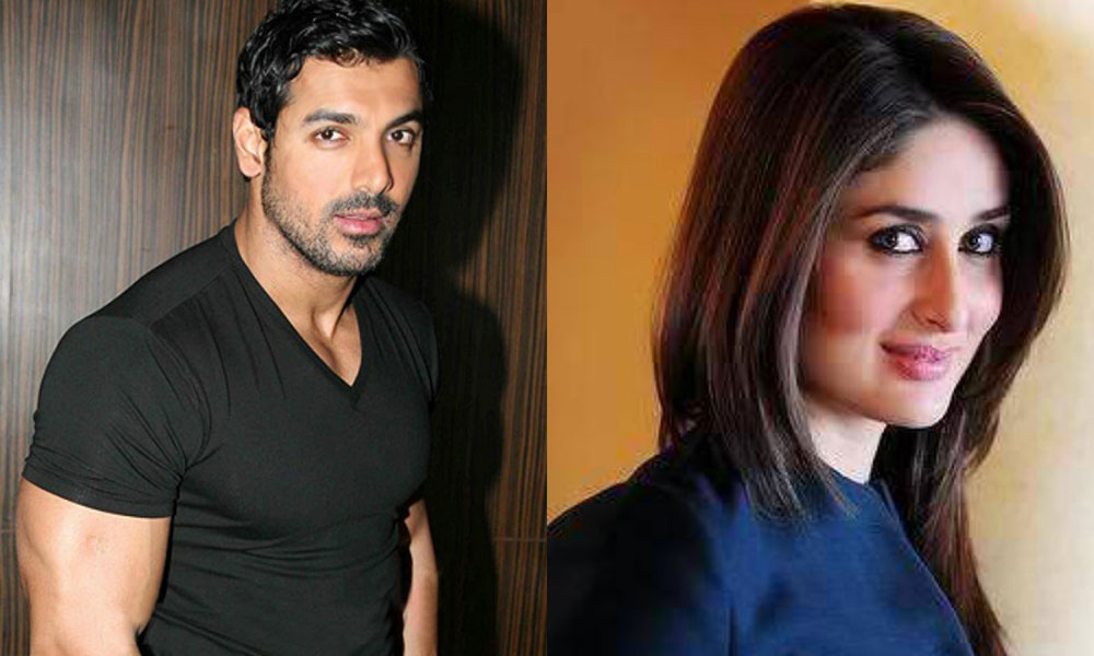 Kareena Kapoor And John Abraham