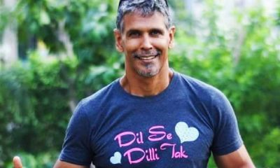 GF Of Milind Soman