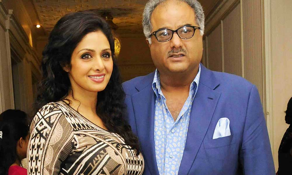 Love Affairs Of Sridevi