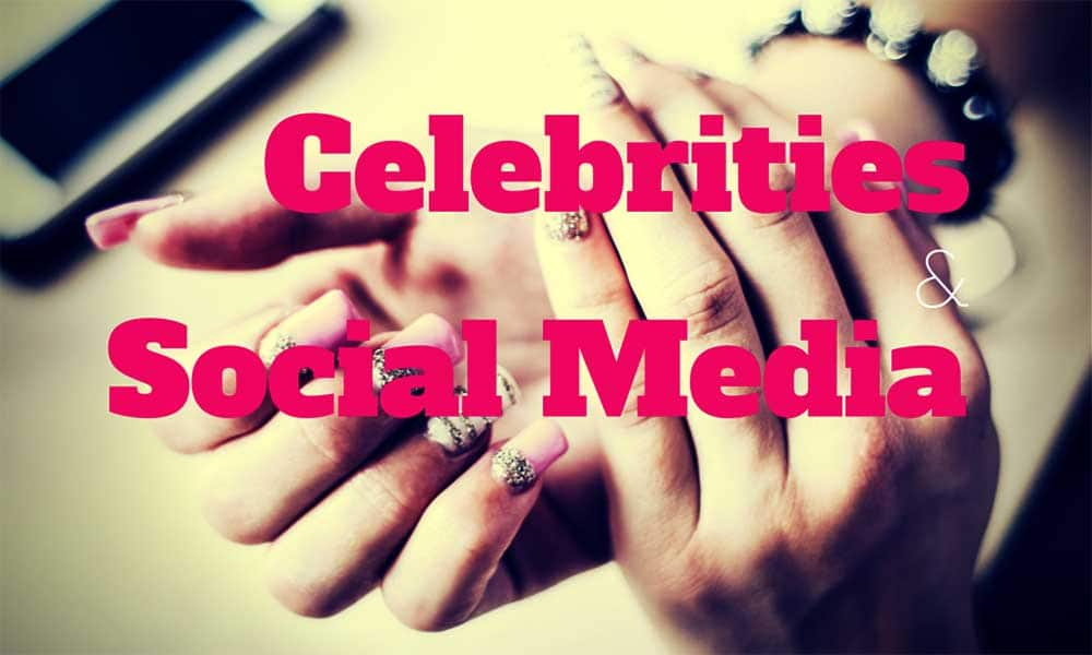 Celebs make money from social media
