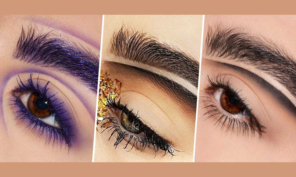 Brow-Carving Craze Trending On Instagram
