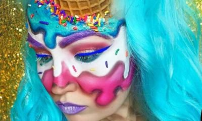 ice-cream make-up