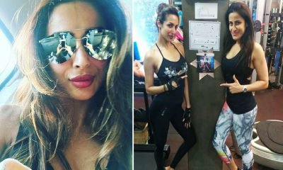 Malaika Arora Gym Videos