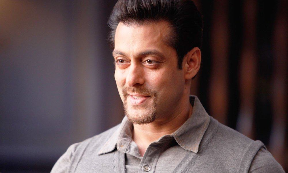 First Crush Of Salman Khan