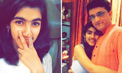 Daughter Of Saurav Ganguly