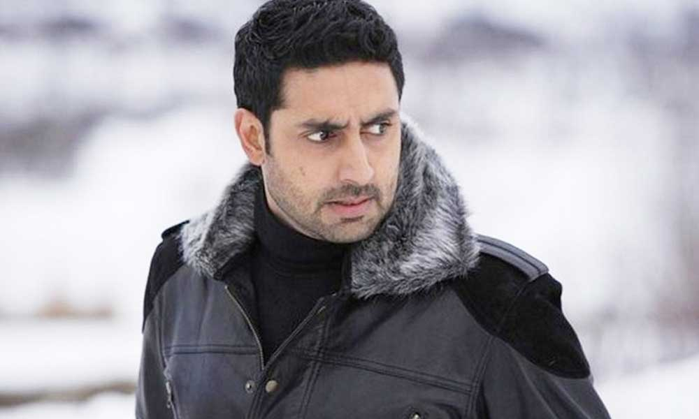 Abhishek Bachchan Was Slapped By A Lady