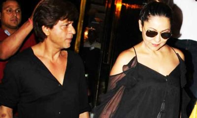 Shah Rukh Khan and Gauri Khan Dinner Date