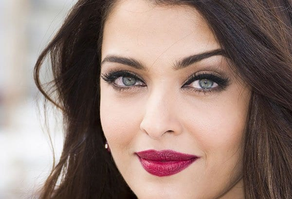 She has been acclaimed as one of the most beautiful women on earth and she is probably one of the fewest women of Indian origin to have greenish blue eyes.