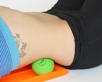 Exercises With Spiky Massage Ball