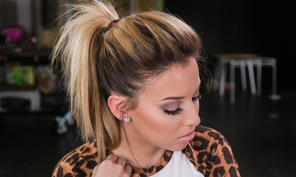 Ways To Style Ponytail