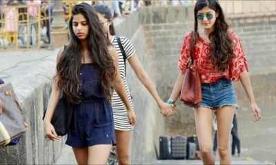 Pics Of Suhana Khan And Shanaya Kapoor
