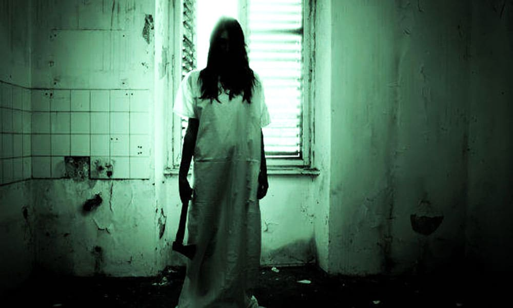 Spirits from the paranormal world