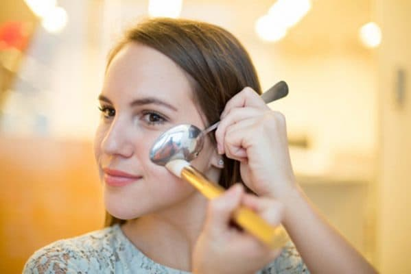 Beauty Tips With Spoon