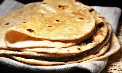 wheat chapatis alternative