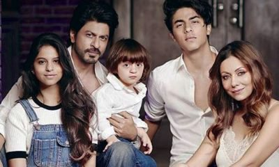Shahrukh family vacation