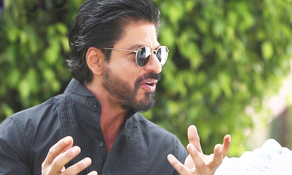 SRK Talking About Women