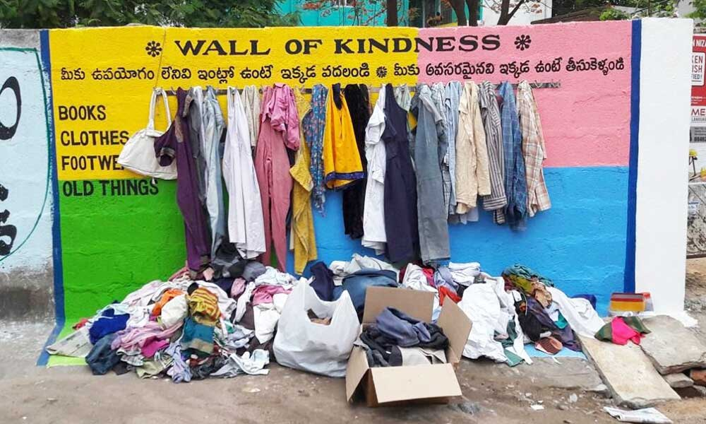 Walls of Kindness