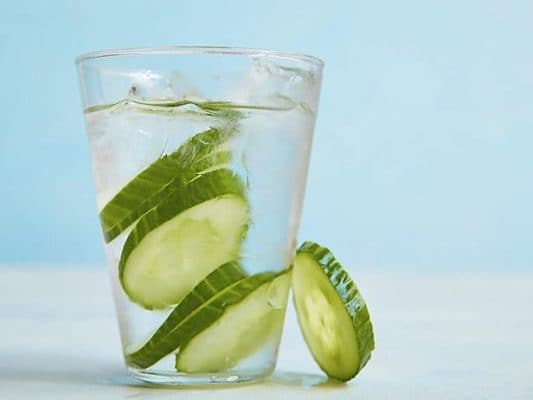 Reasons To Drink Cucumber Water