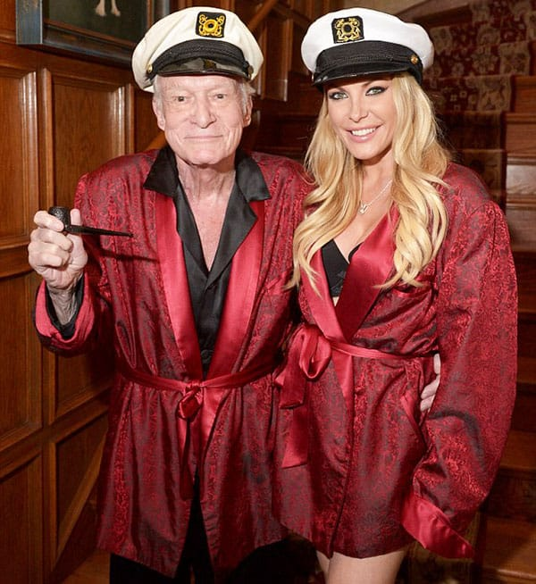 Secrets of Playboy mansion