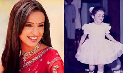 TV stars and their childhood photos
