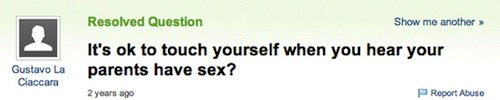 Funny Questions About Sex