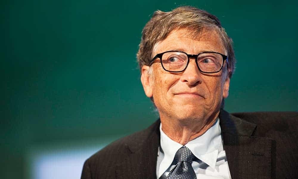 tech giant Bill Gates
