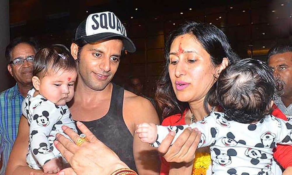 Daughters Of Karanvir Bohra