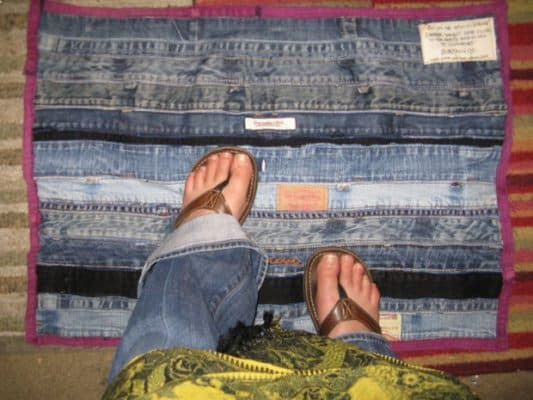 Ways To Reuse Old Jeans