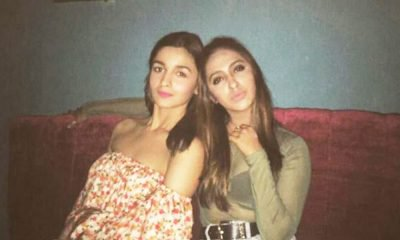 Alia Bhatt And Her BFF