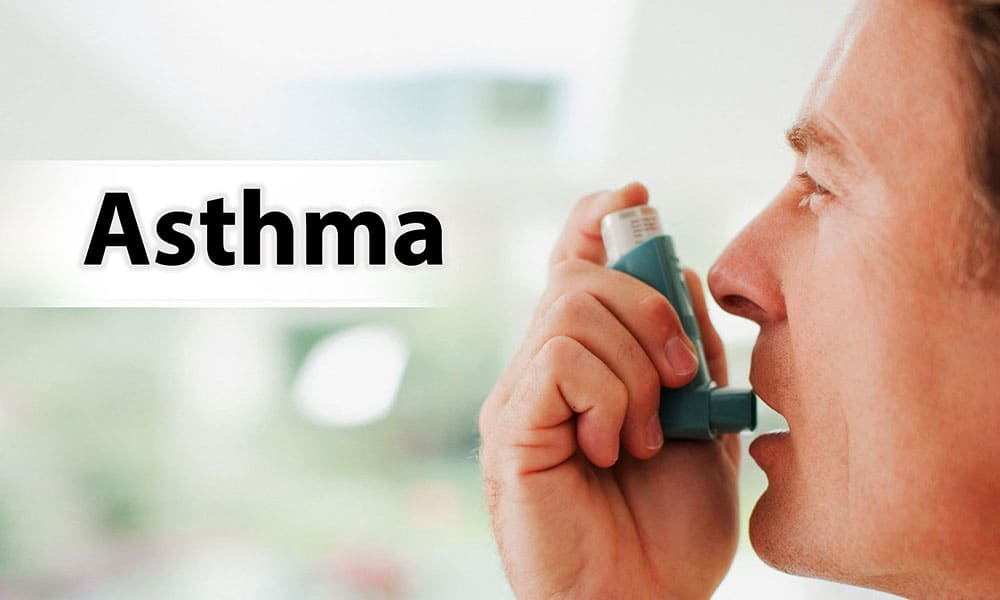 curing asthma at home