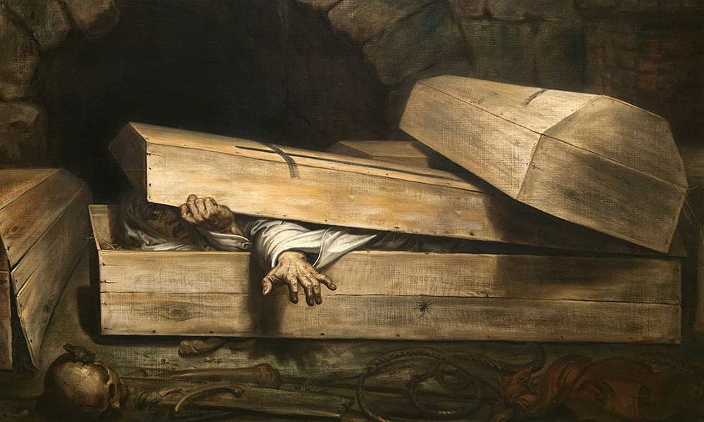 Premature Burial Stories