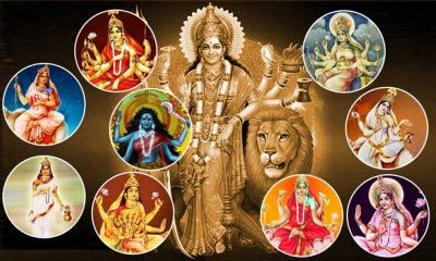 9 Avatars Of Goddess