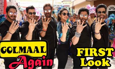 Golmaal Again Trailer