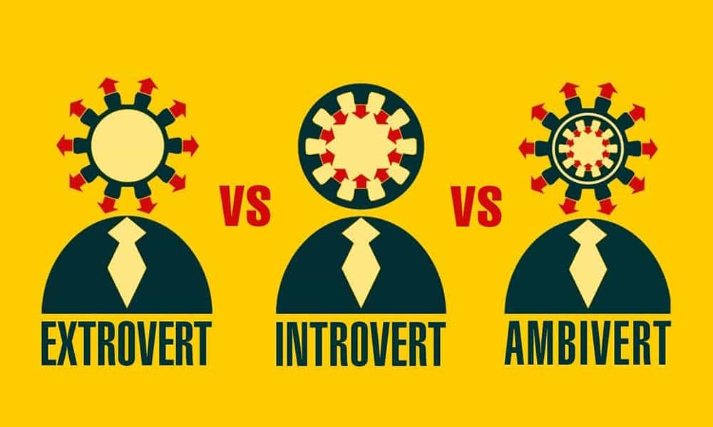 Introvert Extrovert ambivert - Zodiac Signs Will Tell you