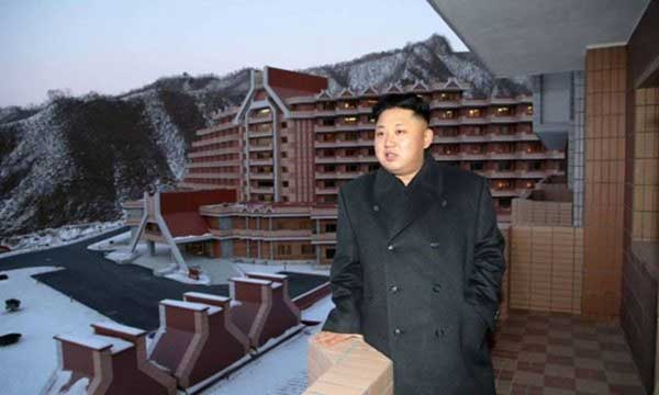 Things Kim Jong-Un owns