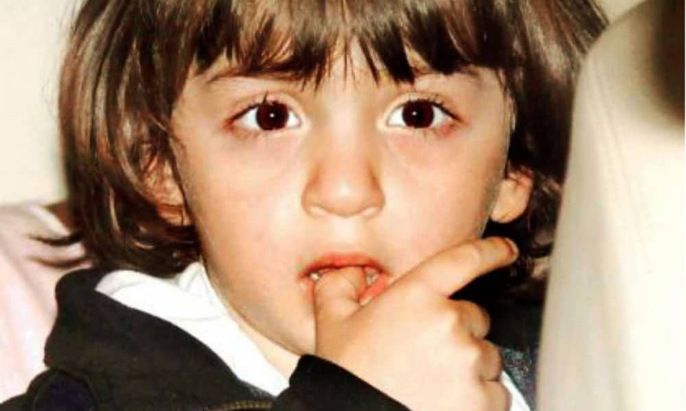 AbRam Has A Nickname For SRK Fans