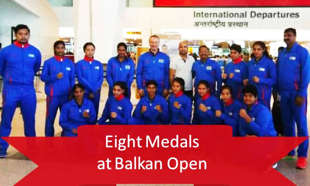 How Indian Boxers Made the Country Proud By Winning Back to Back Eight Medals at Balkan Open