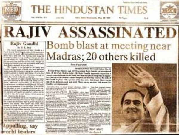 Landmark news headlines in India