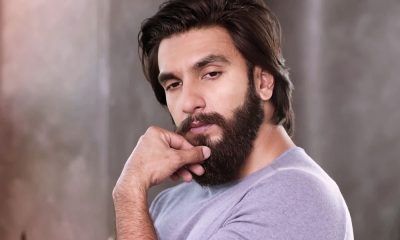 Ranveer Singh Talks About First Kiss