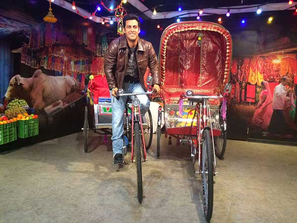 Madame Tussauds wax museum in India