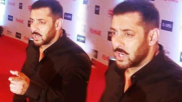 Bollywood stars bad side