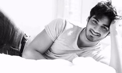 Ahan Shetty Did A Photoshoot