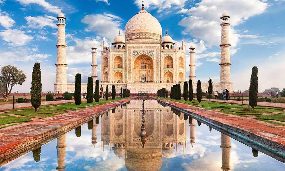 Historic places in India