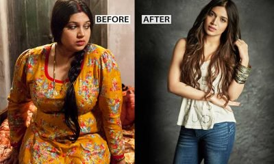 How Bhumi Pednekar Maintians her weight loss